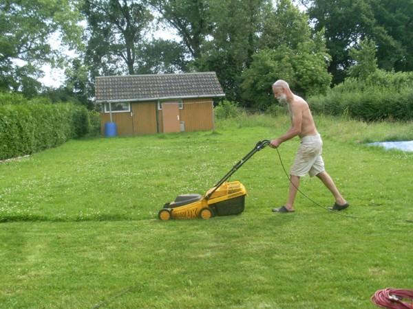 Die Rasenmäher I