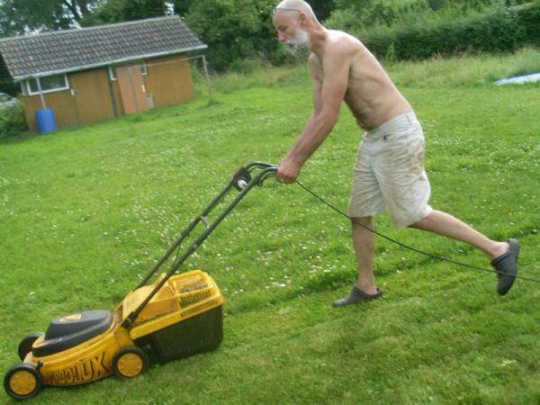 Die Rasenmäher III