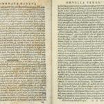 Seite aus dem Decamerone 1573