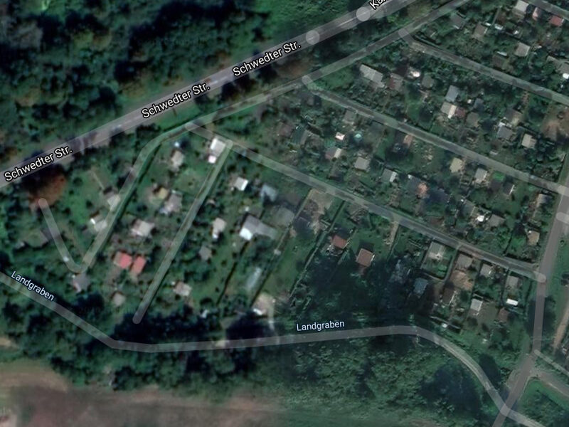 Satellietenbild von GOOGLE