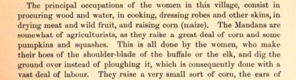 Textausschnitt der Seite 121 einer englisch-sprachigen Originalausgabe